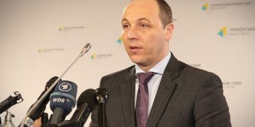 Андрія Парубія обрано головою Верховної Ради