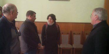 Єврейським питанням у Коломиї зацікавилися представники ОБСЄ
