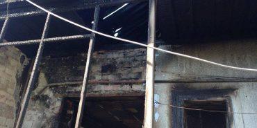 Коломийські активісти закликають допомогти учаснику АТО: дотла згорів його будинок
