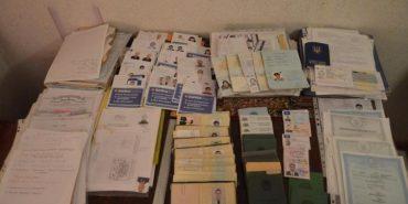 У Франківську викрито друкарню, на якій підробляли паспорти