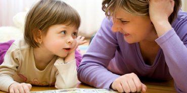 Вчити вірші з дітьми – дуже корисно