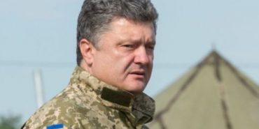 Припинити вогонь хоча б на Великдень пропонує Росії Порошенко