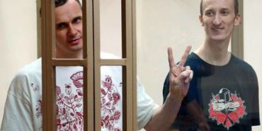 Україна розпочала переговори з Росією щодо звільнення Сенцова і ще трьох політв'язнів