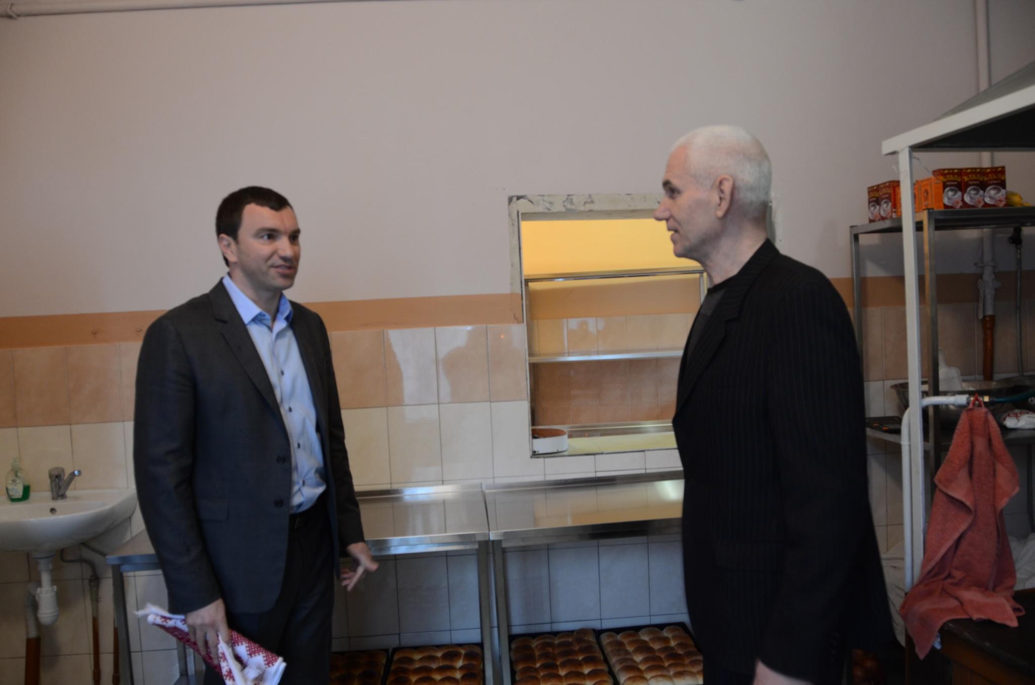 Коломию відвідав народний депутат України Андрій Іванчук. ФОТОРЕПОРТАЖ