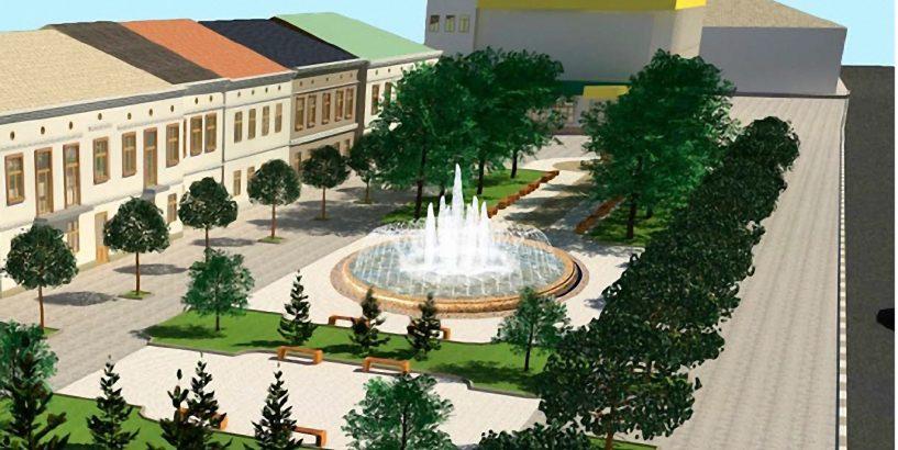 """БФ """"Покуття"""" обрав кращий проект фонтану, який збудують до Дня міста у Коломиї"""