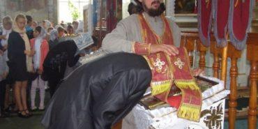 Священику, який втомився служити Літургію