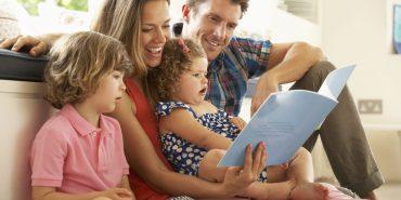 3 правила, які допоможуть прищепити любов до книги у дитини