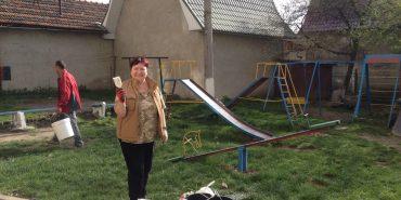 Шостий рік поспіль на окрузі Петлюри-Лисенка організовують передвеликодню толоку. ФОТО