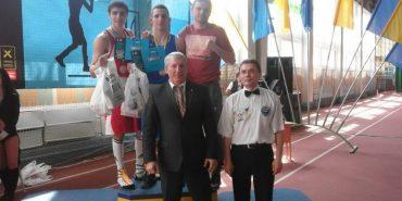 Коломийський боксер Ярослав Михайлушко став чемпіоном України