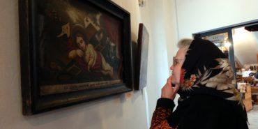 У Музеї писанки відкрили виставку унікальних старовинних ікон з колекції владики Сімкайла