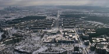Компанія Google створила віртуальну прогулянку по Чорнобильській зоні