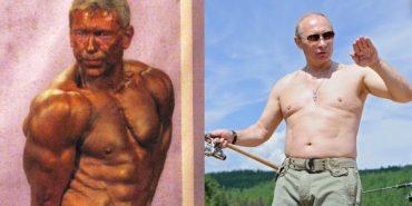 У мережі показали, наскільки кволий Путін порівняно з українським міністром Насаликом