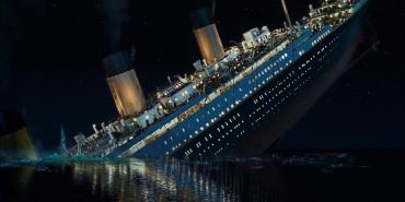 """Квиток в один кінець: загибель незатоплюваного """"Титаніка"""""""