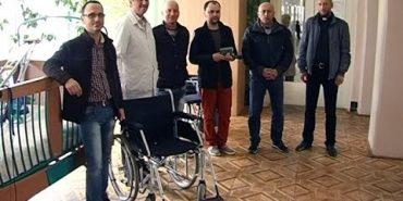 Коломийська дитяча лікарня отримала медичне обладнання з Німеччини. ВІДЕО