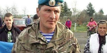 На Коломийщині зустрічали Героя, який повернувся із зони АТО. ВІДЕО