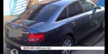 Поліція опитала власника гаража, в якому виявили авто зниклого Тараса Познякова. ВІДЕО