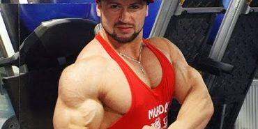 Коломиянин Михайло Павлюк переміг на Кубку Львова з бодібілдингу. ВІДЕО