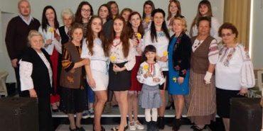 """У Коломиї """"Школа шляхетних українок"""" провела літературний вечір. ВІДЕО"""