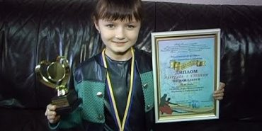 Коломиянка здобула перемогу на вокальному конкурсі в Ужгороді. ВІДЕО