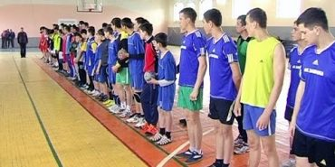 У Коломиї відбулись V обласні спортивні ігри з гандболу серед юнаків. ВІДЕО