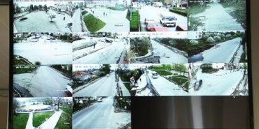 На вулицях Калуша встановили камери відеоспостереження. ВІДЕО