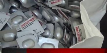 Спіймали наркоторговців з Прикарпаття, які намагалися провезти в Україну 10 500 таблеток субутексу. ВІДЕО