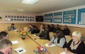 У Коломийській РДА одноголосно прийняли рішення створити Центри допомоги учасникам АТО