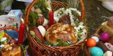 Що символізують продукти Великоднього кошика