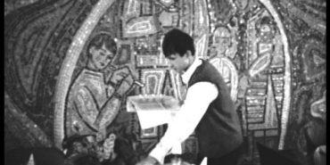 """В мережі з'явилось відео івано-франківського ресторану """"Карпати"""" 1970 року. ВІДЕО"""