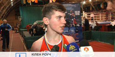 У Івано-Франківську боксували збірні України та Ірландії. ВІДЕО