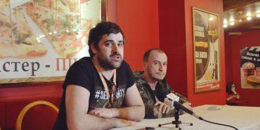 У Івано-Франківську презентували стрічку #SELFIEPARTY