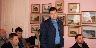 У першій петиції до влади Коломиї просять зняти секретаря міськради Любомира Жупанського