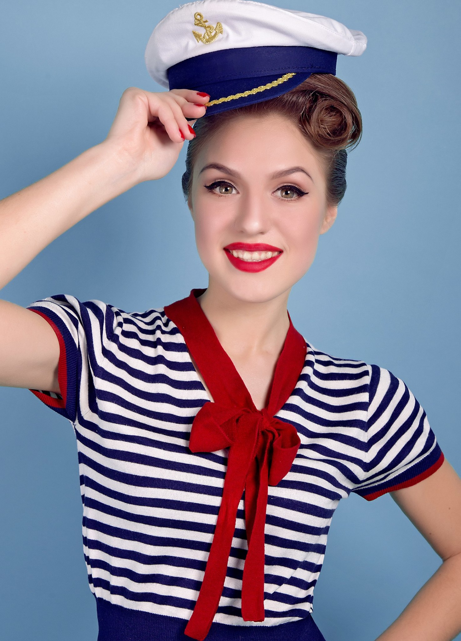 Фото учасниць конкурсу краси