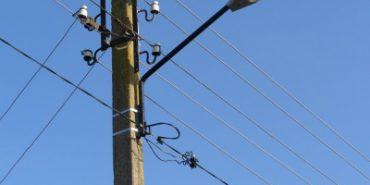 На Прикарпатті затримали чоловіків, які зрізали чотири електроопори