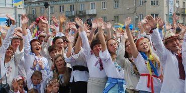 19 травня прикарпатців закликають одягнути вишиванку та прийти у ній на роботу, в університет, школу чи садочок