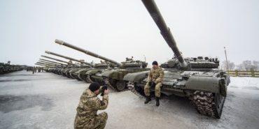 За Януковича було продано близько 500 українських танків, 100 літаків і 150 вертольотів