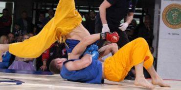 Прикарпаття – найкраще на Чемпіонаті України з фрі-файту