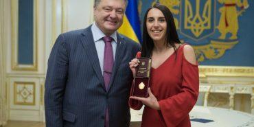 Президент присвоїв Джамалі звання народної артистки України. ВІДЕО