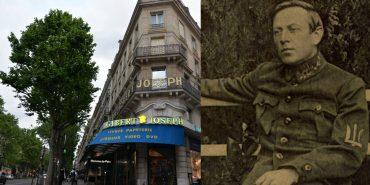 Українська трагедія у Парижі: до 90-річчя від дня смерті Симона Петлюри. ФОТО
