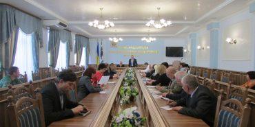 На Прикарпатті обговорили зміни до плану формування територій громад