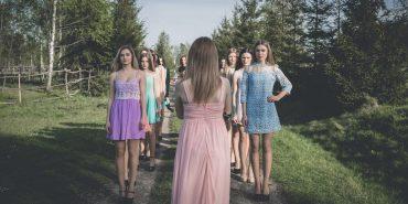 """Фото учасниць конкурсу краси """"Княгиня Покуття"""", який відбудеться 13 травня у Коломиї"""