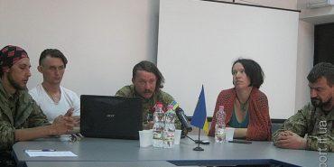 На Прикарпатті учасники АТО та майданівці організовують центр реабілітації