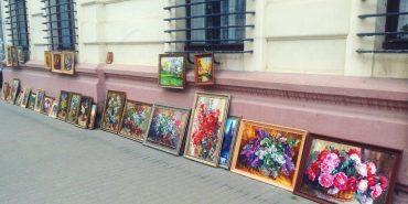 """У Коломиї просто неба відбувся фестиваль """"Арт-Візія"""". ФОТО"""