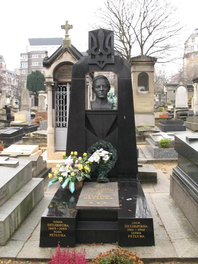 могила Петлюри