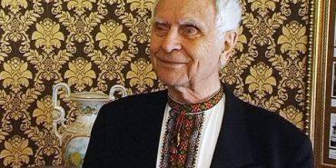 Дмитро Павличко презентував у Коломиї свою нову книжку про козаків. ВІДЕО