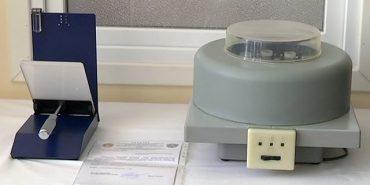 Коломийській ЦРЛ подарували апарати для поділу донорської крові та її зберігання. ВІДЕО