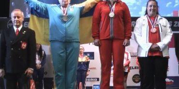 Інна Оробець з Коломиї отримала 14-ту перемогу та стала віце-чемпіонкою Європи. ВІДЕО