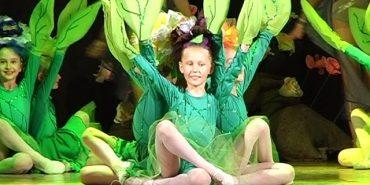 """Коломийський театр сучасного танцю """"Ерідан"""" відсвяткував 25-річчя. ВІДЕО"""