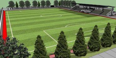 На будівництво стадіону в Івано-Франківську УЄФА виділить понад 8 млн грн.