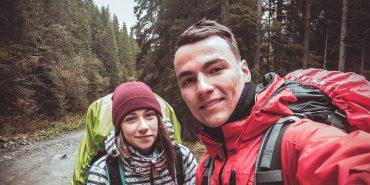 19-річний коломиянин проїхав автостопом Україну, Молдову та Білорусь. ФОТО